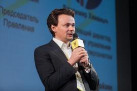 Сергей Монин, председатель правления Райффайзенбанка