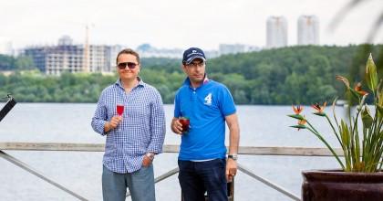 Андрей Звездочкин и Агарон Папоян